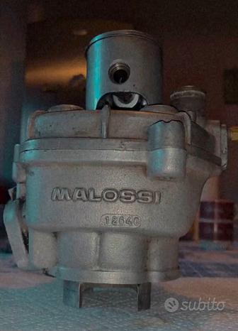 Blocco Motore 7t minarelli orizzontale a liquido