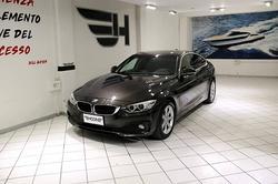 BMW Serie 4 Coupé 420d g.coupe Luxury auto