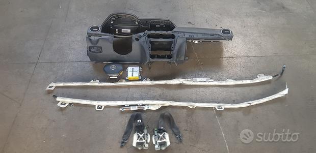 Kit Airbag Mercedes-Benz Classe C W204 2011