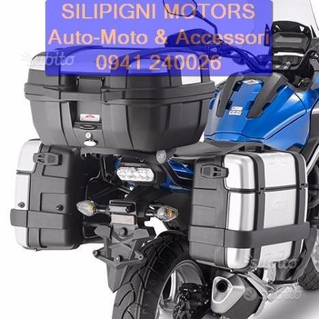 Givi pl1146-portavaligie monokey honda nc750s/750x