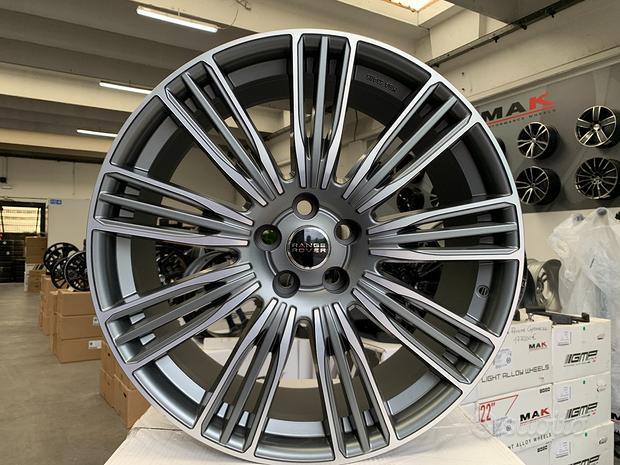 Cerchi Range Rover raggio 21 NUOVI cod.1448934
