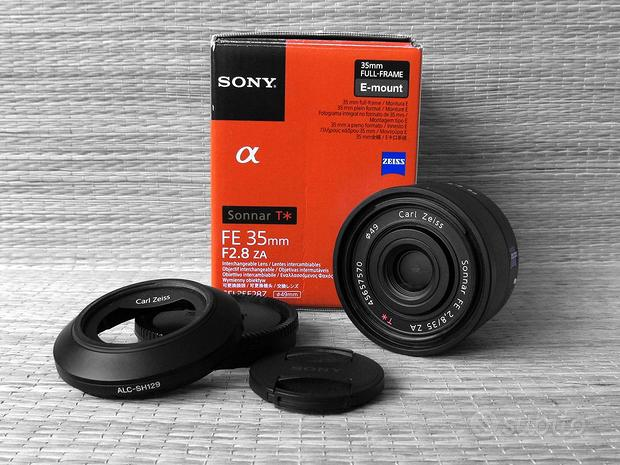 SONY ZEISS SONNAR T* FE 35mm f/2.8 -