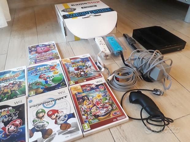 Nintendo Wii + 7 giochi
