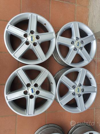 Cerchi 16 Volvo C30 V40 V50 V60 S40 S60