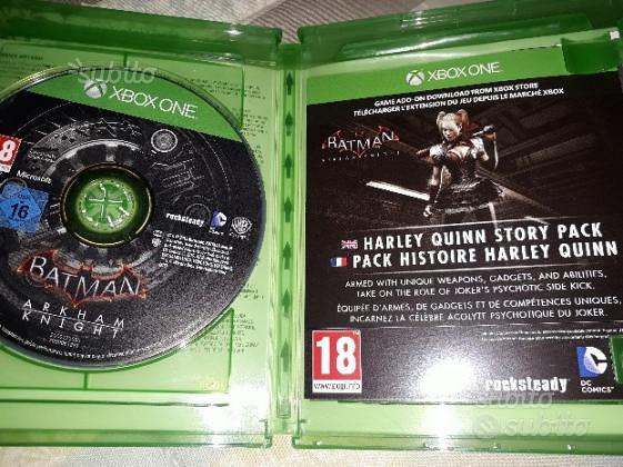 BATMAN per XBOX ONE