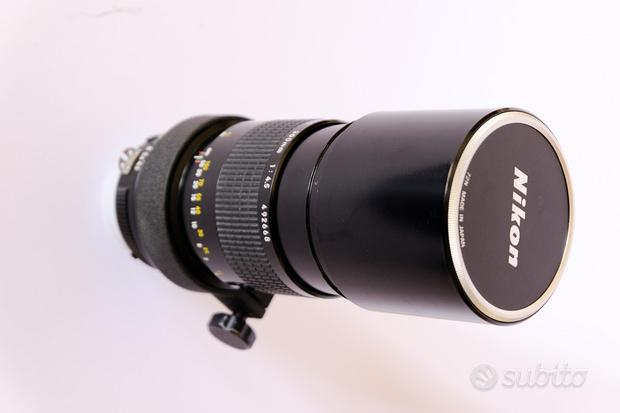 Nikon 300mm f/4.5 AI-s