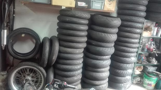 Gomme usate moto scooter varie misure
