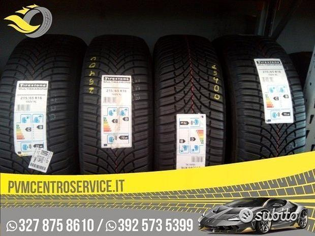 Gomme Nuove 215 65 16 Firestone 15400