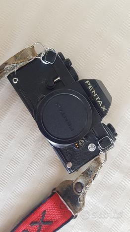 Pentax ILX reflex pellicola analogica