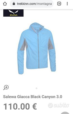 Salewa giacca jacket Black Canyon 3.0