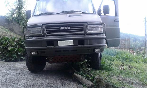 IVECO DAILY 40.10 4x4 2.5 turbo camper