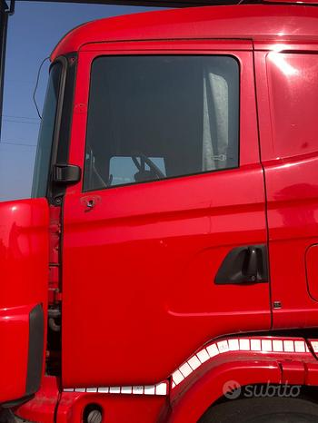 Porta Scania S4, usata