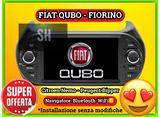Navigatore Tablet Fiat Qubo - Fiorino - Wifi