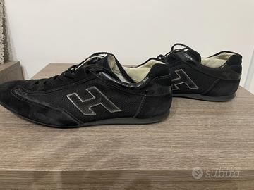 Scarpe Hogan Olympia uomo nero - Abbigliamento e Accessori In ...