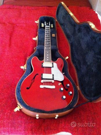Gibson es 339 red antique 2015
