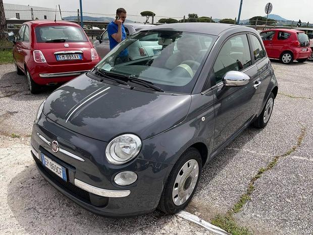Fiat 500 1.2 Pop Star