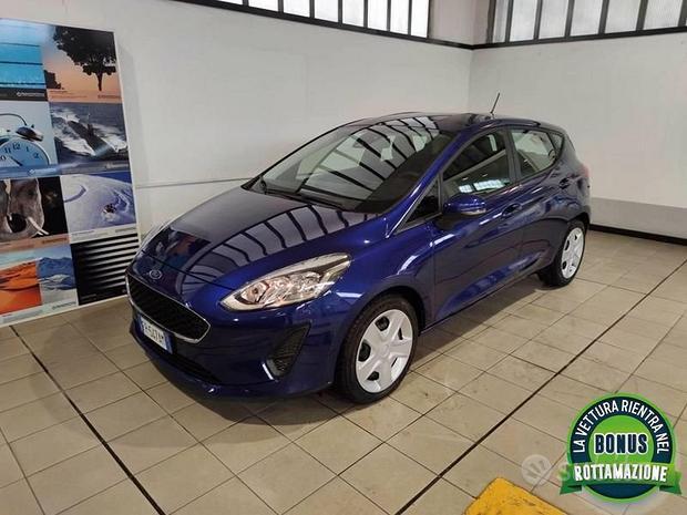 Ford Fiesta Plus 1.5 TDCi 5 porte