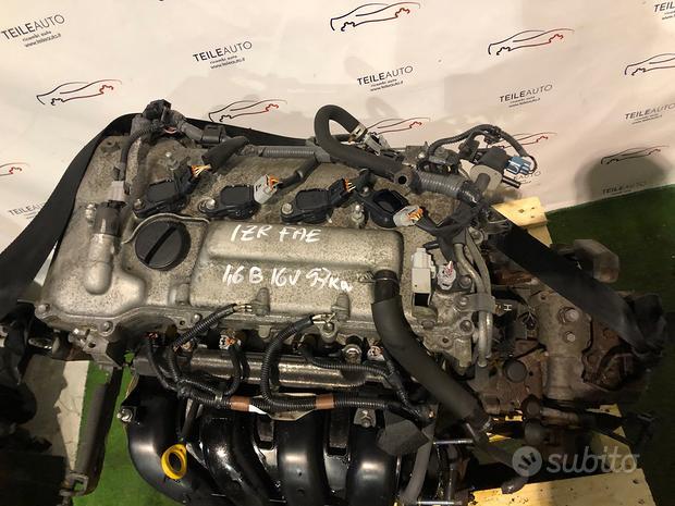 Motore cambio toyota auris 1.6 b 16v 97 kw 2008