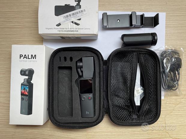 FIMI PALM Pocket Gimbal Camera 4K con accessori