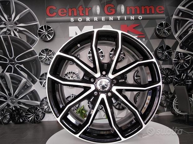 Cerchi In Lega Mercedes Classe A B C Gla 16 17 18
