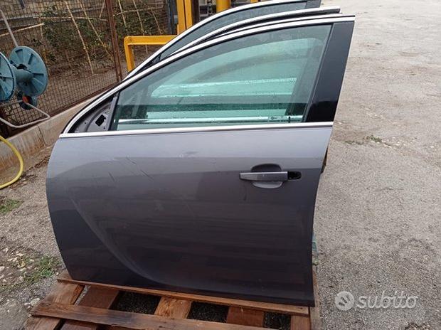 Porta anteriore sinistra Opel insignia