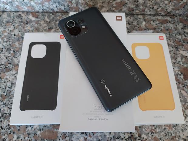Xiaomi Mi 11 5G 8/256Gb Gray Cover Originali