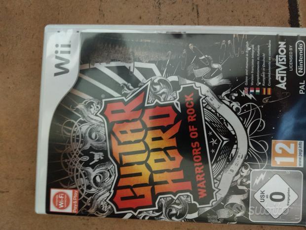 Batteria Guitar Hero Wii