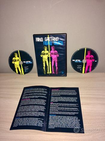 DVD  CD / RINO GAETANO figlio unico