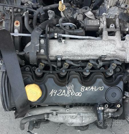 Motore f bravo 1.9 jtd sigla 192a8000