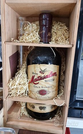 Rum Matusalem bottiglia 6 litri edizione limitata