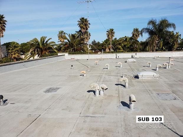 Lastrico solare in villaggio polifunzionale (sub 1