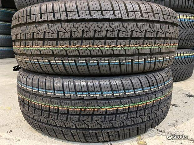 2 Gomme 195/60 R16 C Continental 4 Stagioni nuove