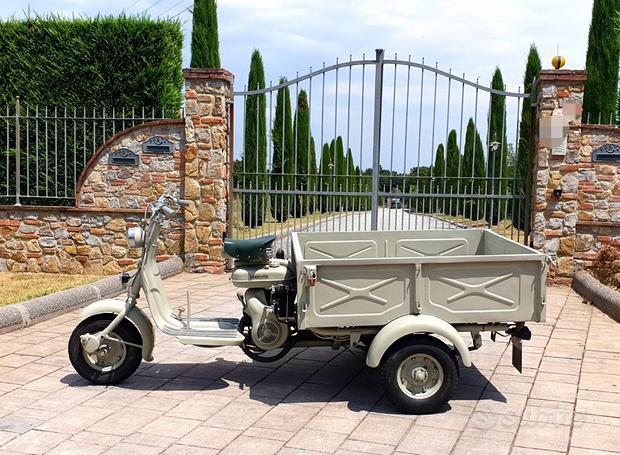 MOTOS-BIKES Innocenti Lambretta 150 FD(valuto pe