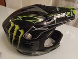 Casco motocross O'Neal Monster Energy tg S
