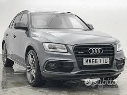 Musate Porte per Audi Q5 2017 c975