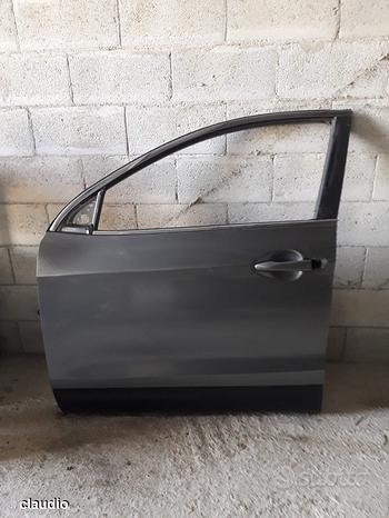 Porta sportello anteriore sx nissan qasqai