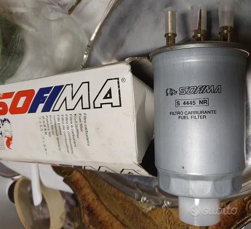 Filtro carburante gasolio Sofima S 4445 NR