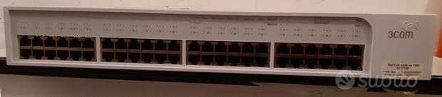 3COM Switch 4300 48 porte 3C17100