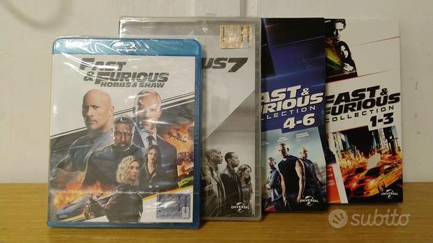 Serie film fast & furious