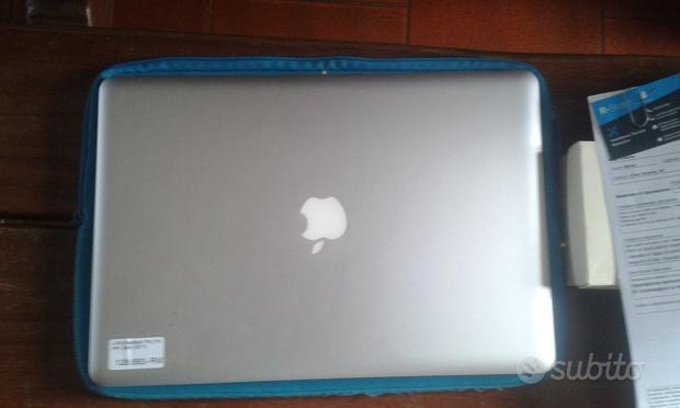 Macbook pro 2011 15pollici