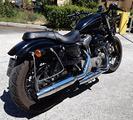 Harley davidson sportster 1200 nighster custom