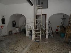 Garage con soppalco
