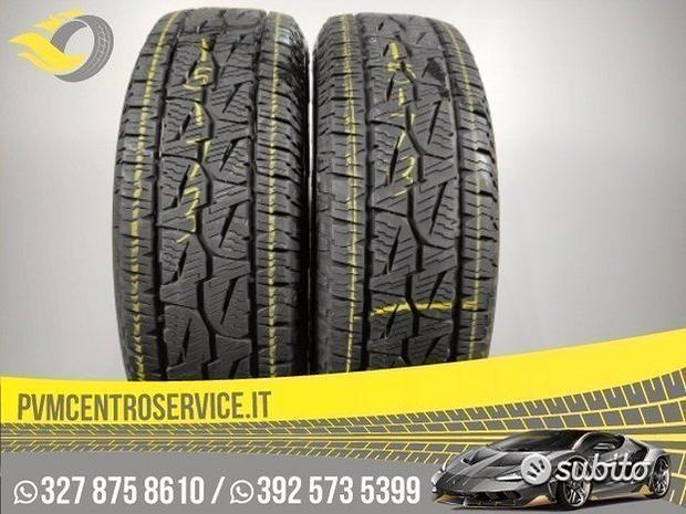 Gomme Usate 245 70 17 Bridgestone 15173