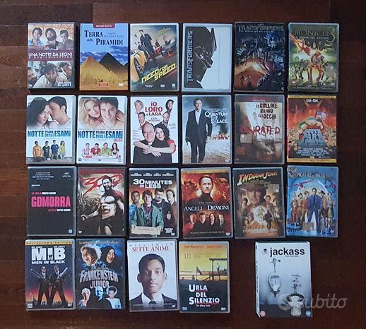 DVD lotto n. 4
