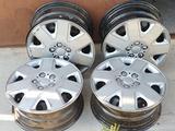 Cerchi in ferro Ford Fiesta VII 6,5x16 4x108