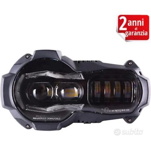 Faro Full LED fanale anteriore E9 per BMW GS R1200