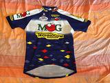 Maglia MG TechnoGym Nalini tg 5 / L ciclismo bici
