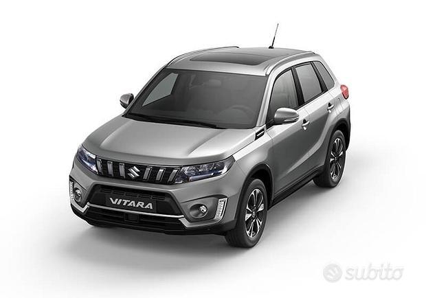 SUZUKI Vitara 4x4 2021/3500km/prezzo REALE