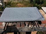 Piastra pietra lavica forno bistecchiera 46X37X2