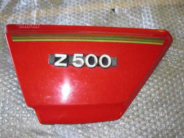 Fianchetto sx Kawasaki Z 500